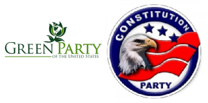 green party and constitution party