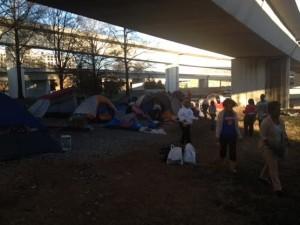 tent village 1