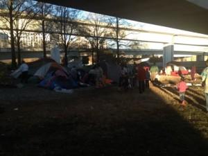 tent village 3