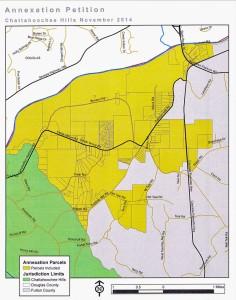 annexation ch