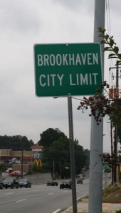 brookhaven city limit