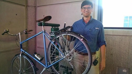 bike kiosk