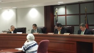 four commissioners psc