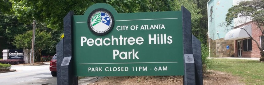 peachtree hills park