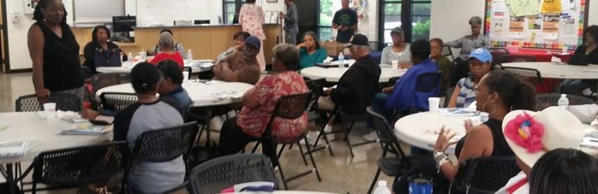 joyce sheperd town hall meeting