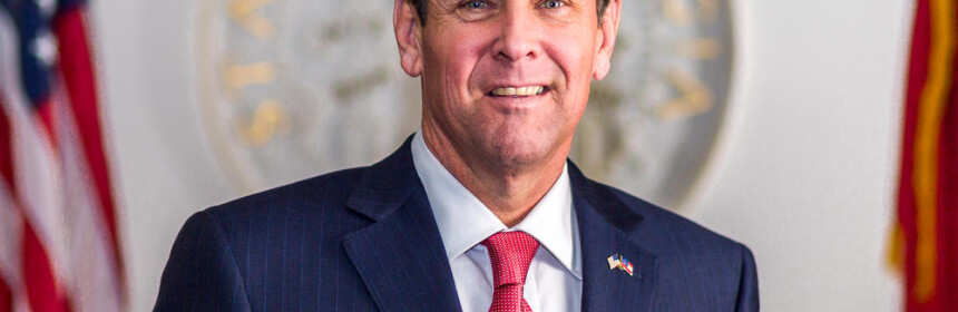 Governor's Official Headshot
